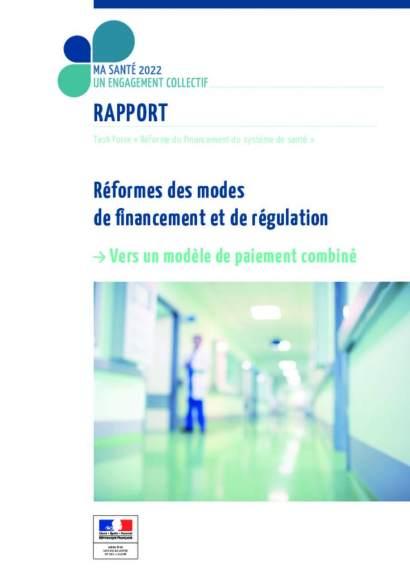 2019_rapport_AUBERT_Réforme des modes de financement et de régulation.