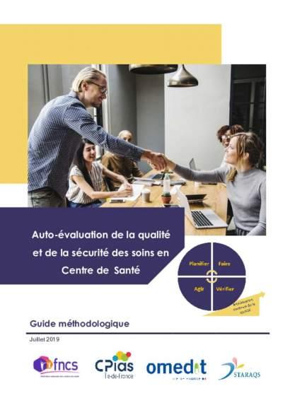 Plateforme AQSS_auto-évaluation_QUALITE_guide méthodologique