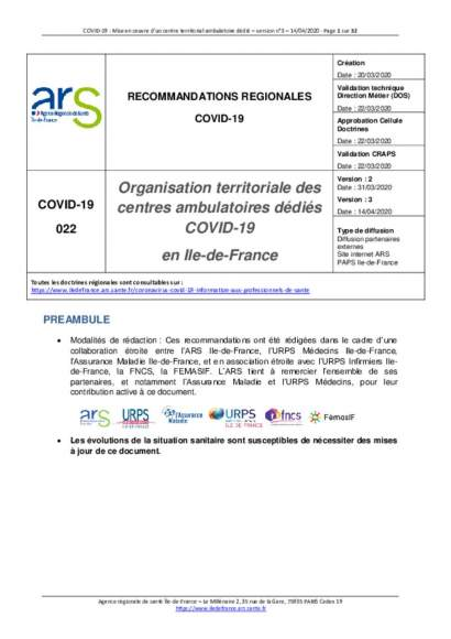 ARS_IDF_GUIDE_Centres_Ambulatoires_Dedies_COVID_19
