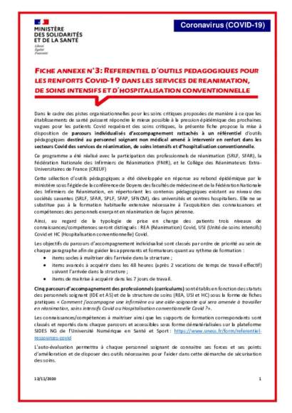 fiche 3 - renfort covid19
