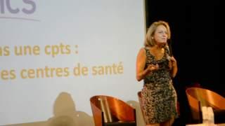 CPTS Nanterre 2 - Témoignage du Dr Hélène Colombani, co-Présidente de la CPTS Nanterre