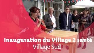 inauguration village 2 santé