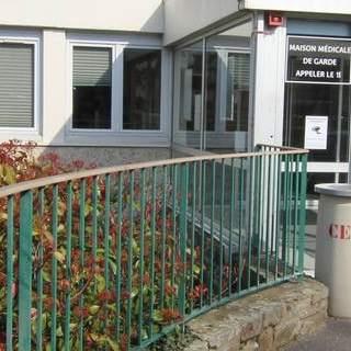 Bretagne_Lamballe_centre de santé_adossé à l'hôpital